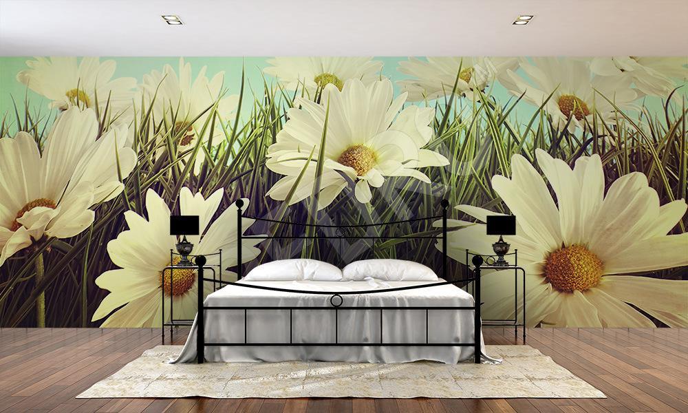 Rozważna Czy Romantyczna Pomysły Na Fototapetę W Sypialni Zagórz24
