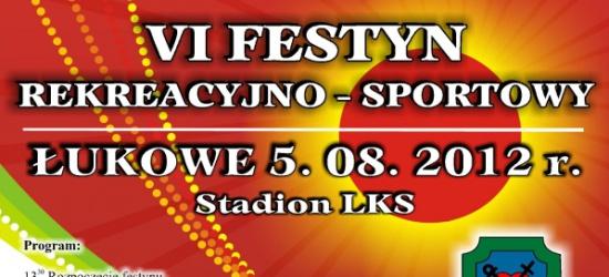 Festyn rekreacyjno – sportowy w Łukowem