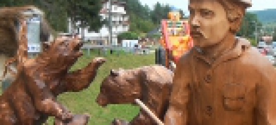 Święto braci myśliwskiej w Zagórzu (VIDEO HD)