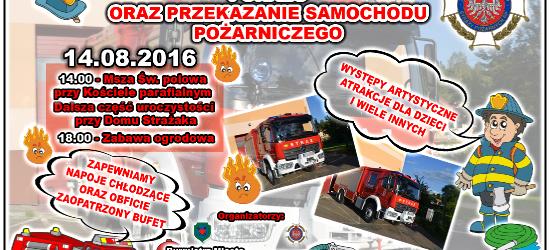 NASZ PATRONAT:  Jubileusz 90-lecia Ochotniczej Straży Pożarnej w Porażu