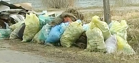 W Sanoku opłata 16 zł za śmieci zmieszane, a w Zagórzu 8 zł