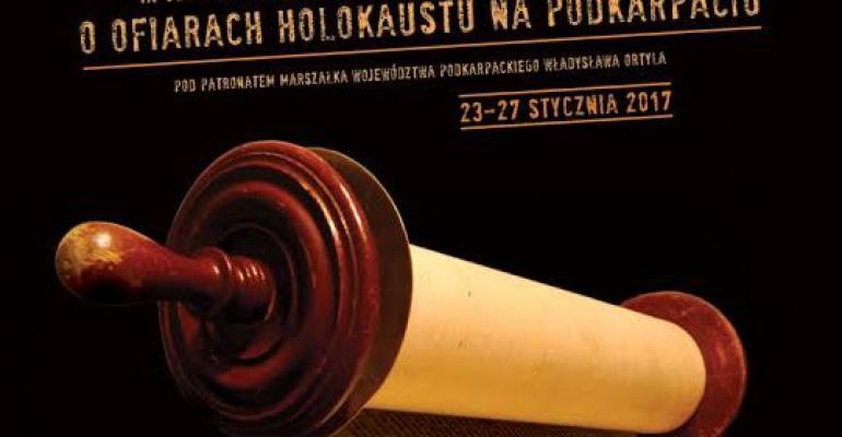 ZAGÓRZ: Uroczystości w ramach IX Międzynarodowego Dnia Pamięci o Ofiarach Holokaustu