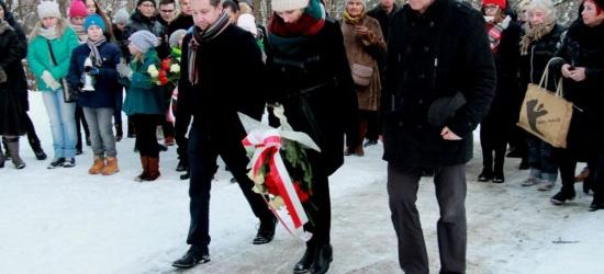 ZAGÓRZ: Uczczono pamięć bieszczadzkich Żydów (ZDJĘCIA)