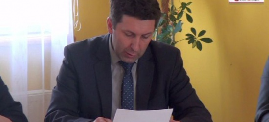 Sprawozdanie z działalności burmistrza Zagórza Ernesta Nowaka (FILM)