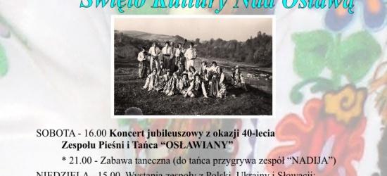 XI Święto Kultury nad Osławą