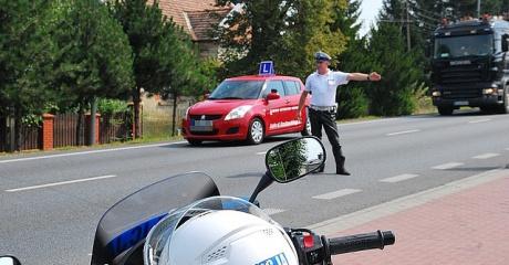 Policyjna akcja ,,sierpniowy weekend 2017″