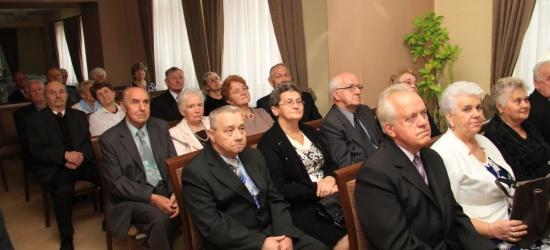 GMINA ZAGÓRZ: Małżeństwa świętowały Złote Gody (ZDJĘCIA)