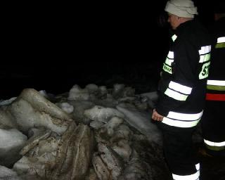 Strażacy monitorują Osławę. Nie ma zagrożenia powodziowego (ZDJĘCIA)