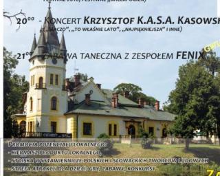 """To impreza budująca i promująca lokalny potencjał. Wystąpi Krzysztof """"K.A.S.A."""" Kasowski"""