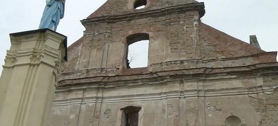 GMINA ZAGÓRZ: Uroczystość Matki Bożej Szkaplerznej na wzgórzu klasztornym
