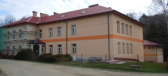 Nowe przedszkole w Zahutyniu WOLNE MIEJSCA