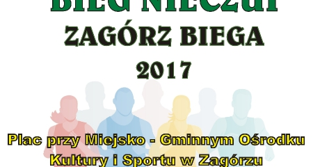 """""""Bieg Nieczui"""" Zagórz Biega 2017"""