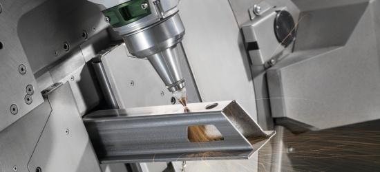 Cięcie laserem rur i profili w przemyśle meblarskim – o cięciu małych rur