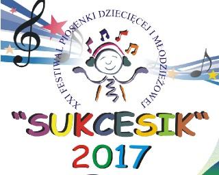 ZAGÓRZ: Festiwal Piosenki Dziecięcej i Młodzieżowej SUKCESIK 2017