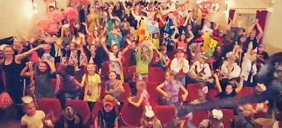 Lip Dub na sześćsetne urodziny Zagórza już gotowy! (VIDEO HD)