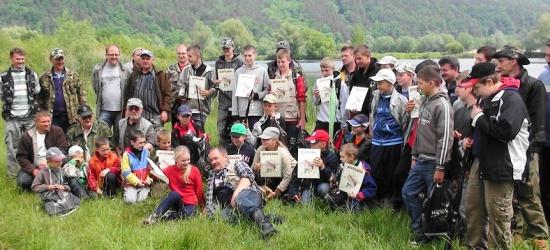 Zaproszenie na XII Wędkarskie Mistrzostwa dla Dzieci i Młodzieży z Gminy Zagórz