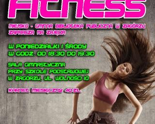 Gmina Zagórz zaprasza na zajęcia Fitness