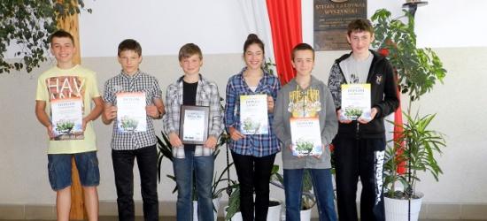 Ogólnopolski sukces zagórskich przyrodników (ZDJĘCIA)