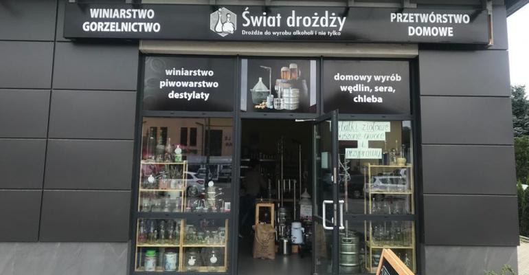 Cenimy to co smaczne i domowe! Świat Drożdży zaprasza. Nowy sklep otwarty w Zagórzu! (ZDJĘCIA)