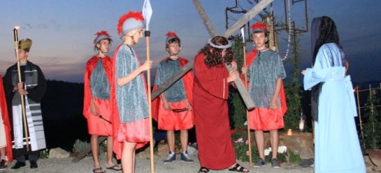 Duchowa uczta w Zagórzu. Droga krzyżowa a następnie koncert (ZDJĘCIA)