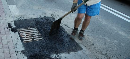 ZAGÓRZ: Droga jest na gwarancji, usterki są na bieżąco likwidowane (ZDJĘCIA)