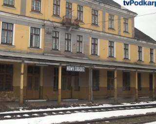 Zabytkowy dworzec w Nowym Zagórzu doczeka się remontu