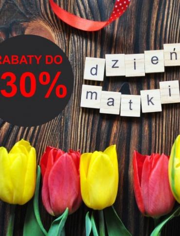 RABATY Z OKAZJI DNIA MAMY w sklepie obuwniczym ASPENA!