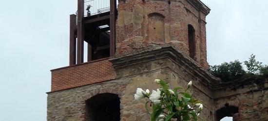 Wieża widokowa na zagórskim Marymoncie oficjalnie otwarta. Zagórz zaprasza pielgrzymów oraz turystów  (FILM)