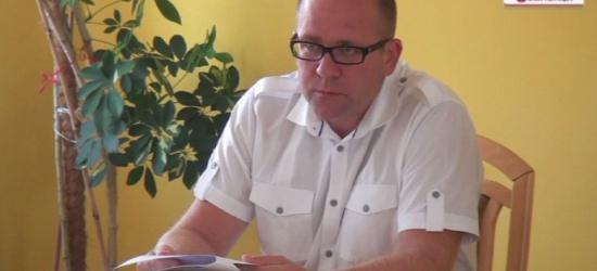 Spotkania, projekty, zarządzenia burmistrza Zagórza. Sprawozdanie z pracy Ernesta Nowaka (FILM)