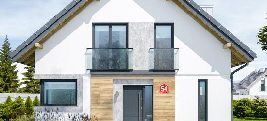 Wybierz najlepiej. Projekty domów jednorodzinnych z garażem, czy bez?